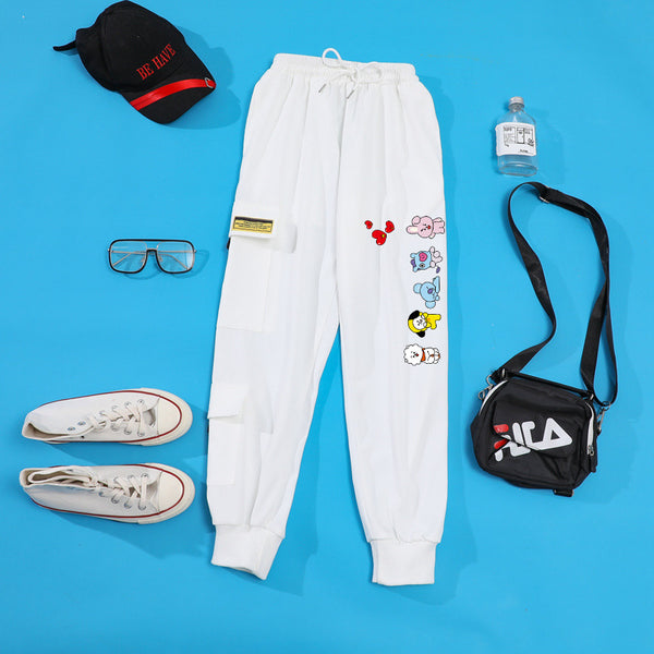 BT21 X Sports pants - BT21 Store | BTS Online Shop