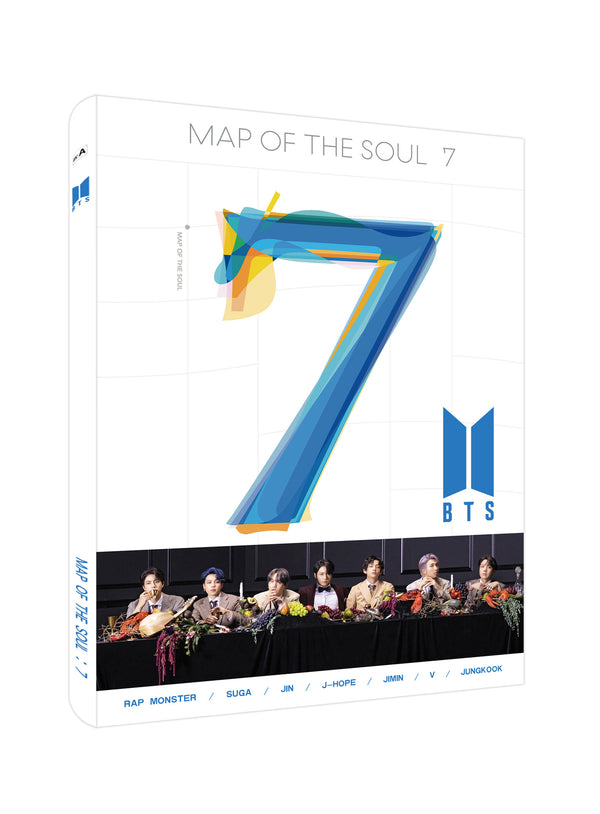 BTS X MAP OF THE SOUL : 7 Postcards&Photo Album - BT21 Store | BTS Online Shop