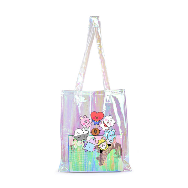 BT21 X Laser bag - BT21 Store | BTS Online Shop
