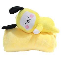 BT21 X TATA COOKY CHIMMY Doll&blanket - BT21 Store | BTS Online Shop