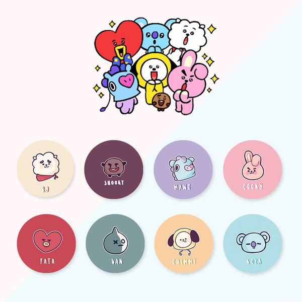 BT21 X Mobile phone holder - BT21 Store | BTS Online Shop