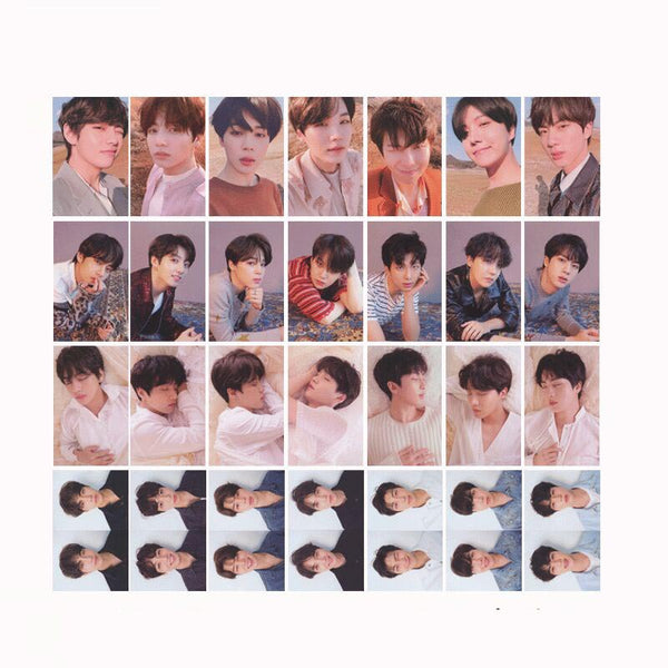 BTS X Fake love lomo card - BT21 Store | BTS Online Shop