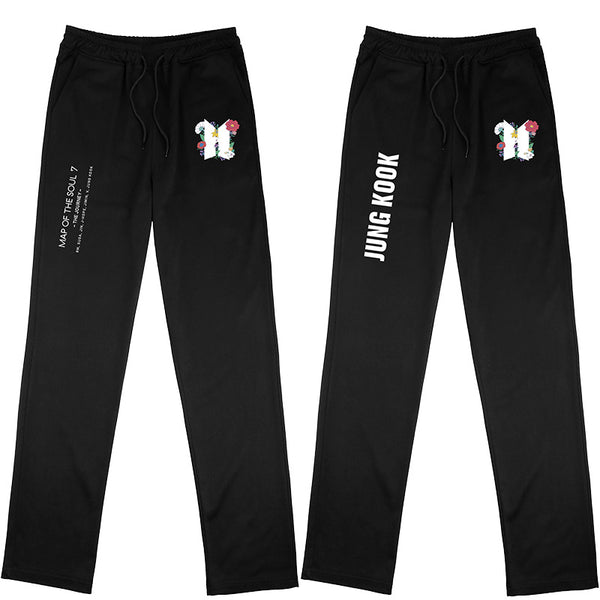 BTS MAP OF THE SOUL 7 pants - BT21 Store | BTS Online Shop