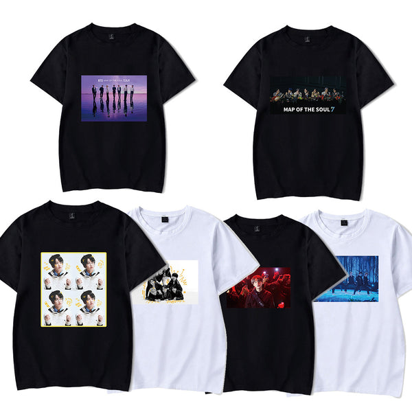 MAP OF THE SOUL 7 T-SHIRT - BT21 Store | BTS Online Shop