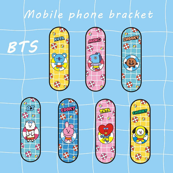 BT21 X Summer Phone Holder - BT21 Store | BTS Online Shop