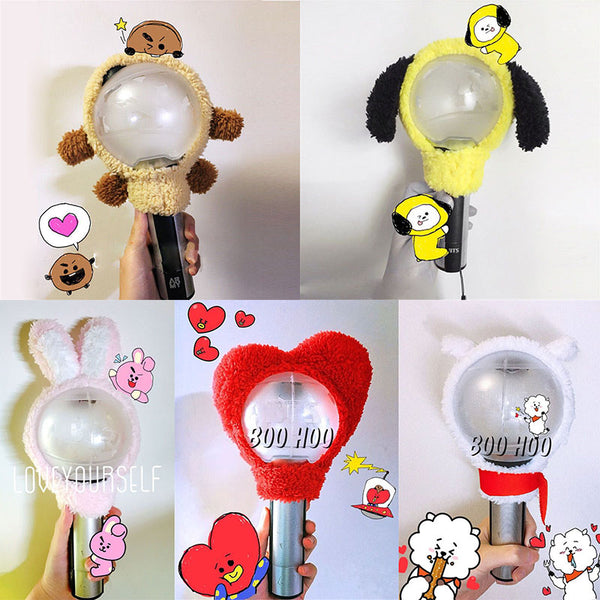 BTS BT21 Army Bomb Head Cover - BT21 Store | BTS Shop