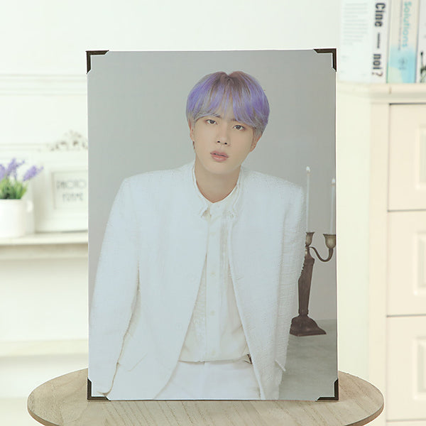 BTS X LOVE YOURSELF Photo frame
