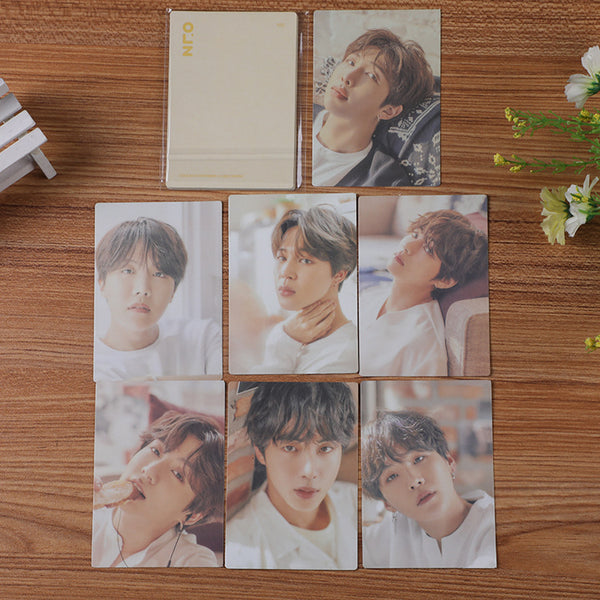 BTS 7 Sheets Today Exhibition Card - BT21 Store | BTS Online Shop