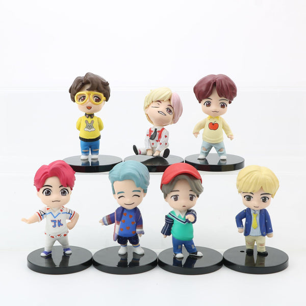 BTS POP-UP Store House of BTS MINI FIGURE DOLL - BT21 Store | BTS Shop