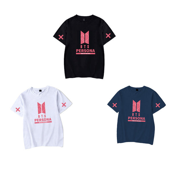 BTS MAP OF THE SOUL PERSONA T-SHIRT - BT21 Store | BTS Shop