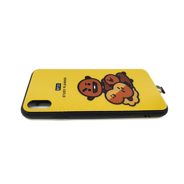 BT21 X SHOOKY LED Light Up iPhone Case - BT21 Store | BTS Online Shop