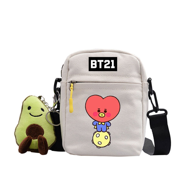 BT21 X Shoulder Bags