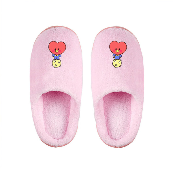 BT21 X Slippers