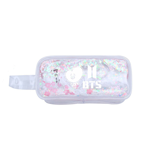 BT21 X Transparent pencil case - BT21 Store | BTS Online Shop