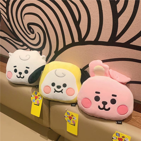 BT21 X Baby BT21 Neck Pillow - BT21 Store | BTS Online Shop