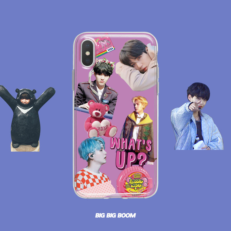 BTS X Suga PHONE CASE - BT21 Store | BTS Online Shop