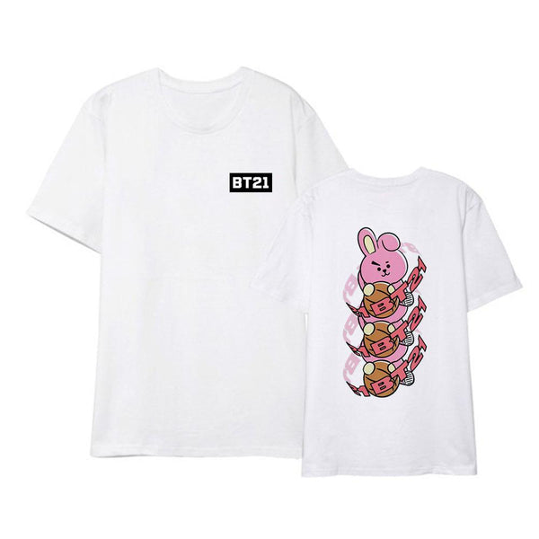 BT21 X NEW T-SHIRT