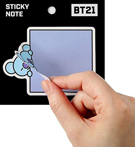 BT21 X  Sticky Notes - BT21 Store | BTS Shop