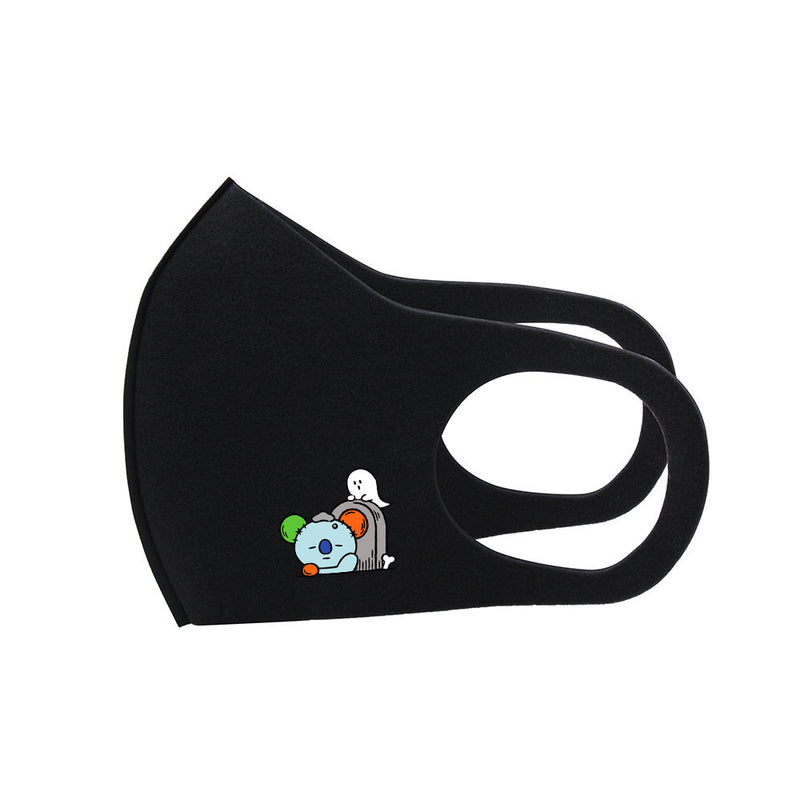BT21 X Halloween mouth mask - BT21 Store | BTS Online Shop
