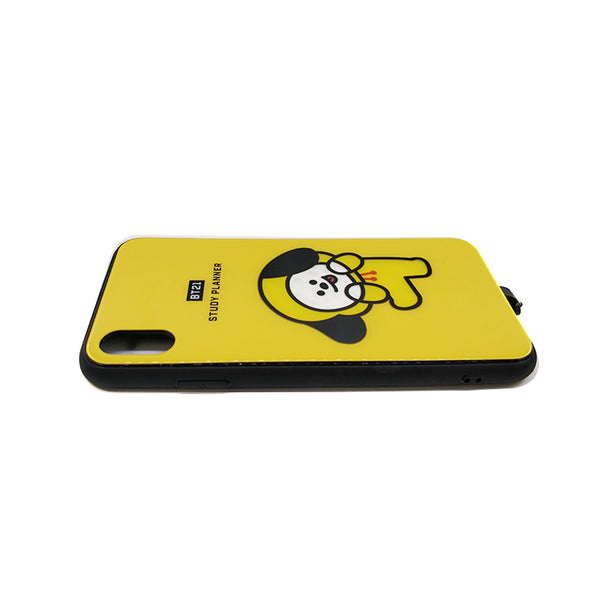 BT21 X CHIMMY LED Light Up iPhone Case - BT21 Store | BTS Online Shop