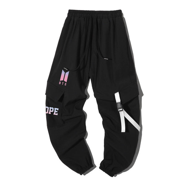 BTS Member Name Pants - BT21 Store | BTS Online Shop
