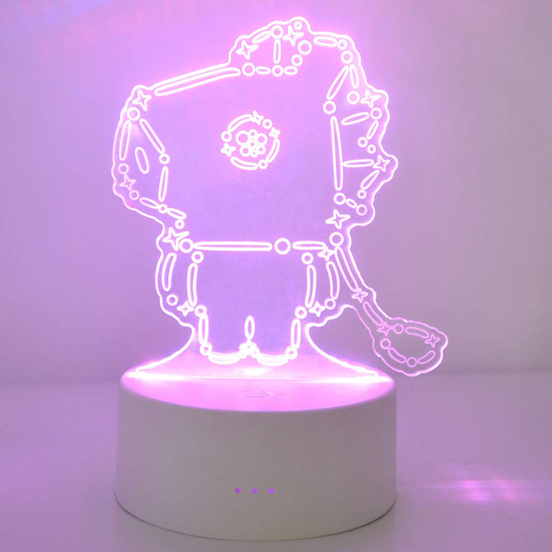 BT21 X LED Night Light - BT21 Store | BTS Online Shop