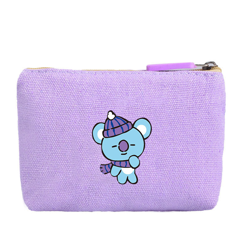 BT21 X Christmas wallet - BT21 Store | BTS Online Shop