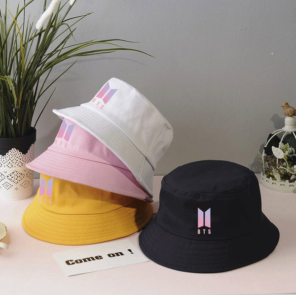 BT21 Fisherman Bucket Sun Hat - BT21 Store | BTS Online Shop
