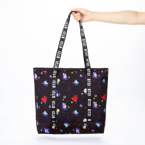 BT21 X canvas bag - BT21 Store | BTS Shop