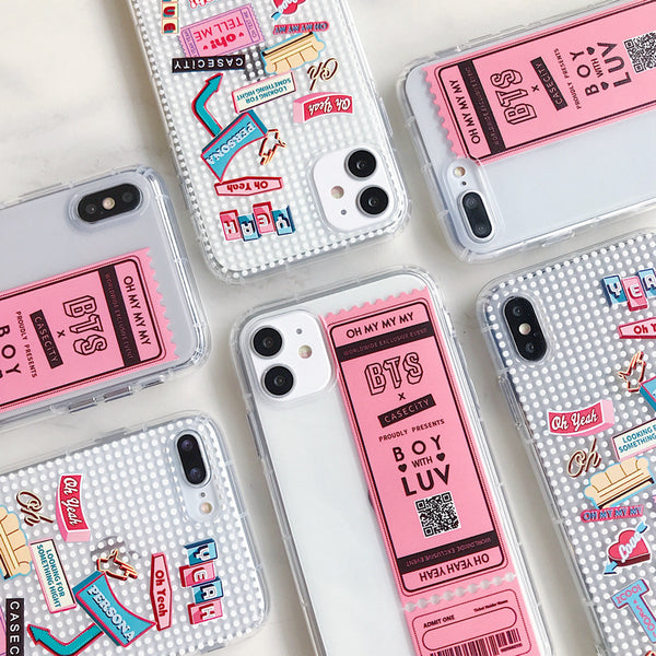 BTS X 2019 New Phone Case - BT21 Store | BTS Shop
