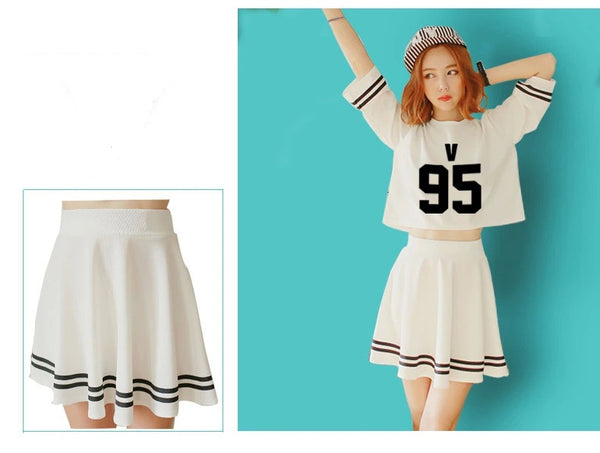 BTS X T-shirt and skirt - BT21 Store | BTS Online Shop