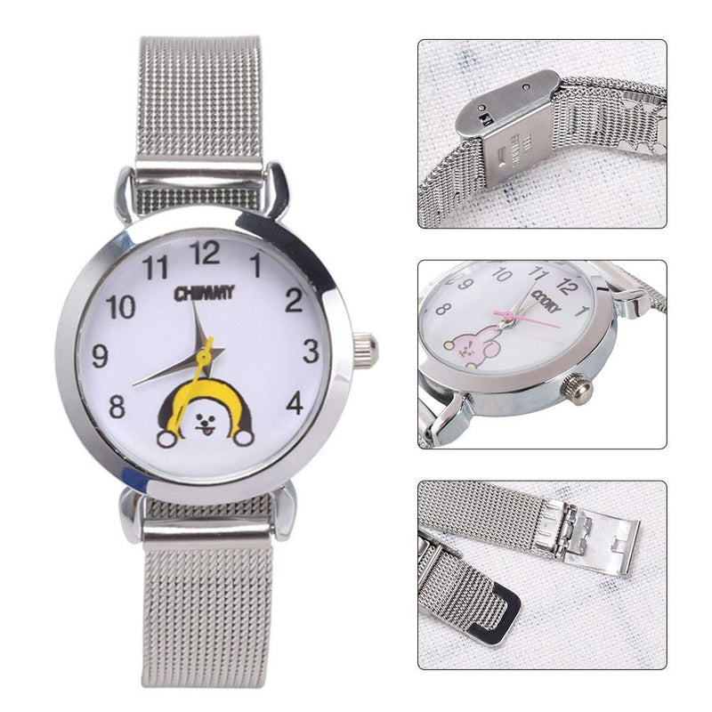 BT21 X Wrist Watches - BT21 Store | BTS Online Shop