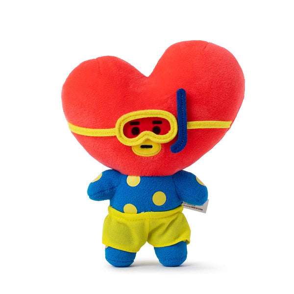 BT21 X Voyage Summer Standing Plush Dolls - BT21 Store | BTS Online Shop