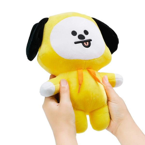 BT21 X CHIMMY Standing Plush Doll - BT21 Store | BTS Online Shop