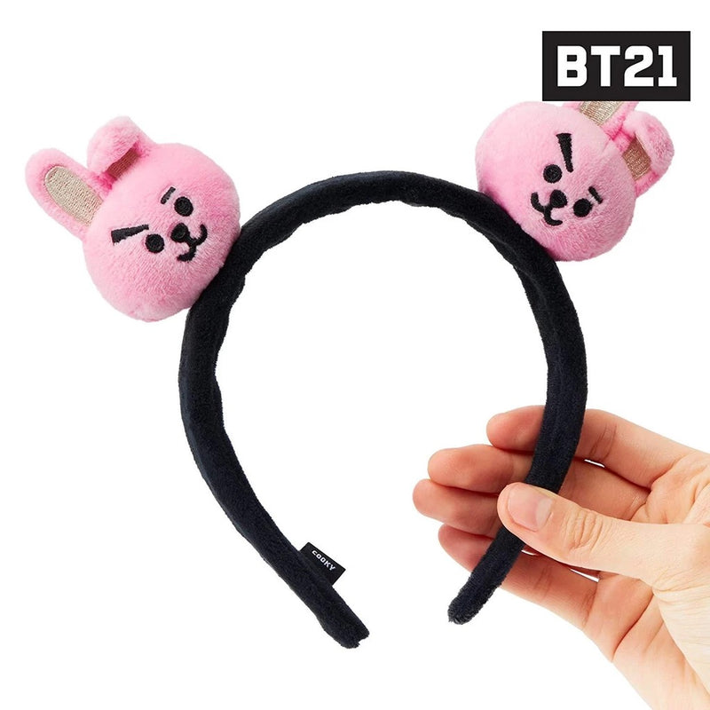 BT21 X COOKY Headband - BT21 Store | BTS Online Shop