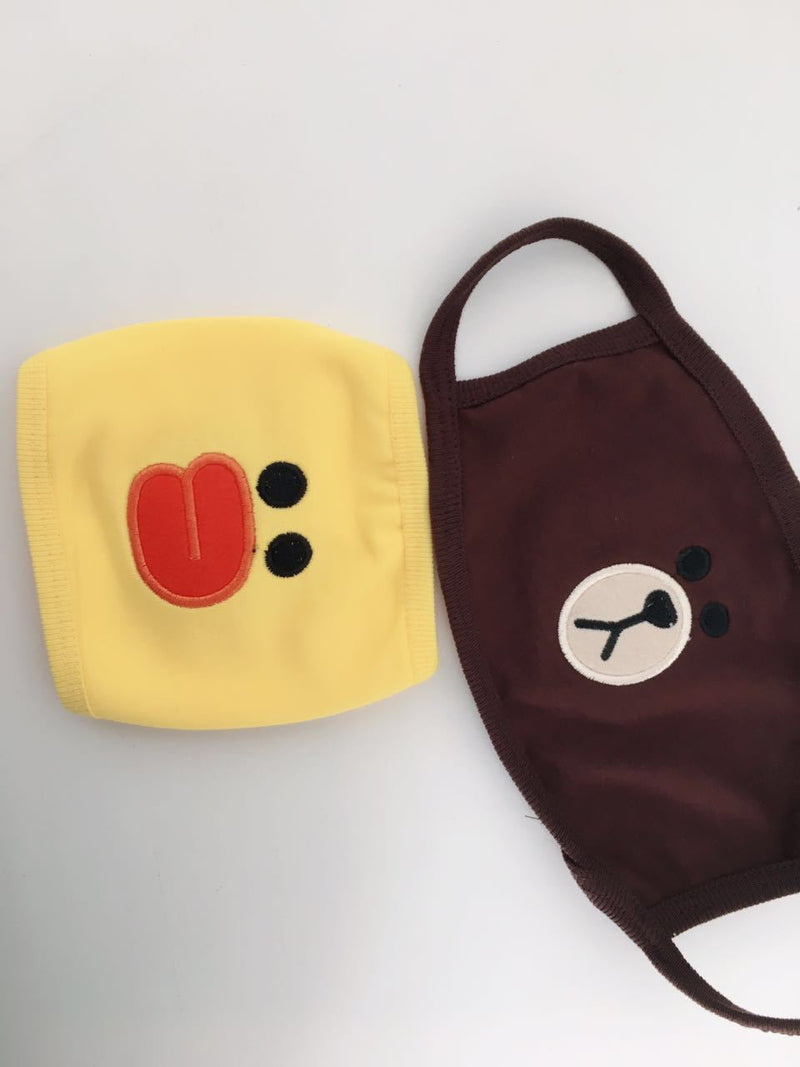 BTS X Mouth Masks - BT21 Store | BTS Online Shop