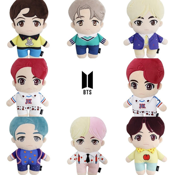 BTS POP-UP Store House of BTS CHARACTER FLAT CUSHION - BT21 Store | BTS Online Shop