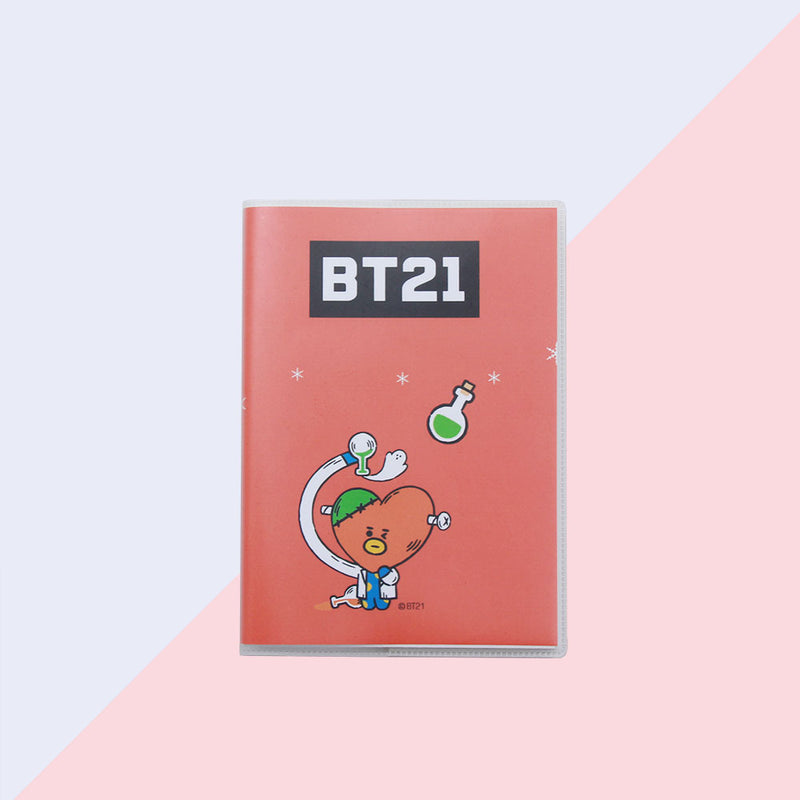 BT21 X Halloween notebook - BT21 Store | BTS Online Shop