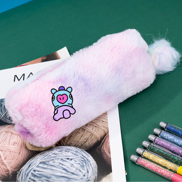 BT21 X plush gradient pencil case - BT21 Store | BTS Online Shop