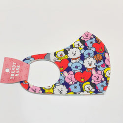 BT21 X mask - BT21 Store | BTS Shop