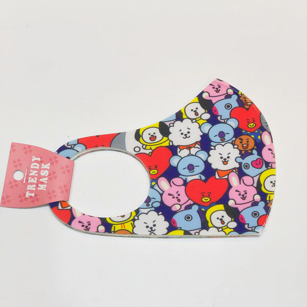BT21 X mask - BT21 Store | BTS Online Shop