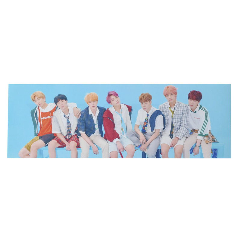 BTS X HAND HOLDER SLOGAN POSTER - BT21 Store | BTS Online Shop