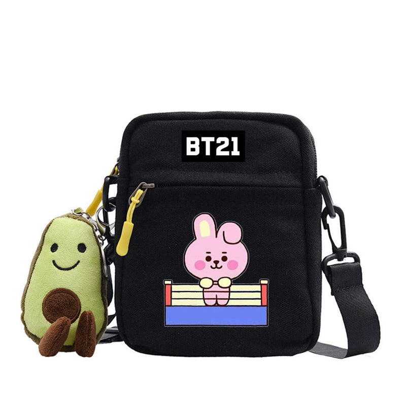 BT21 X Shoulder Bags - BT21 Store | BTS Online Shop
