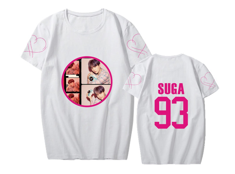 BTS MAP OF THE SOUL PERSONA T-SHIRT - BT21 Store | BTS Online Shop