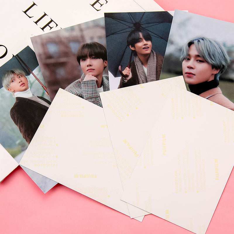 BTS X 2020 Winter Photo Album - BT21 Store | BTS Online Shop