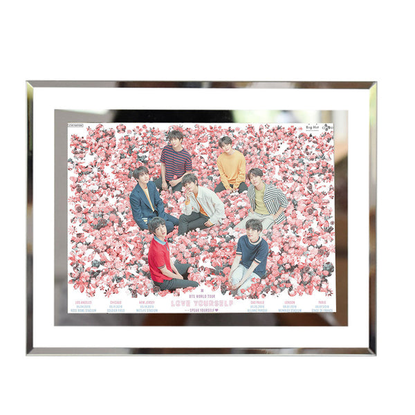 BT21 X Crystal photo frame - BT21 Store | BTS Online Shop