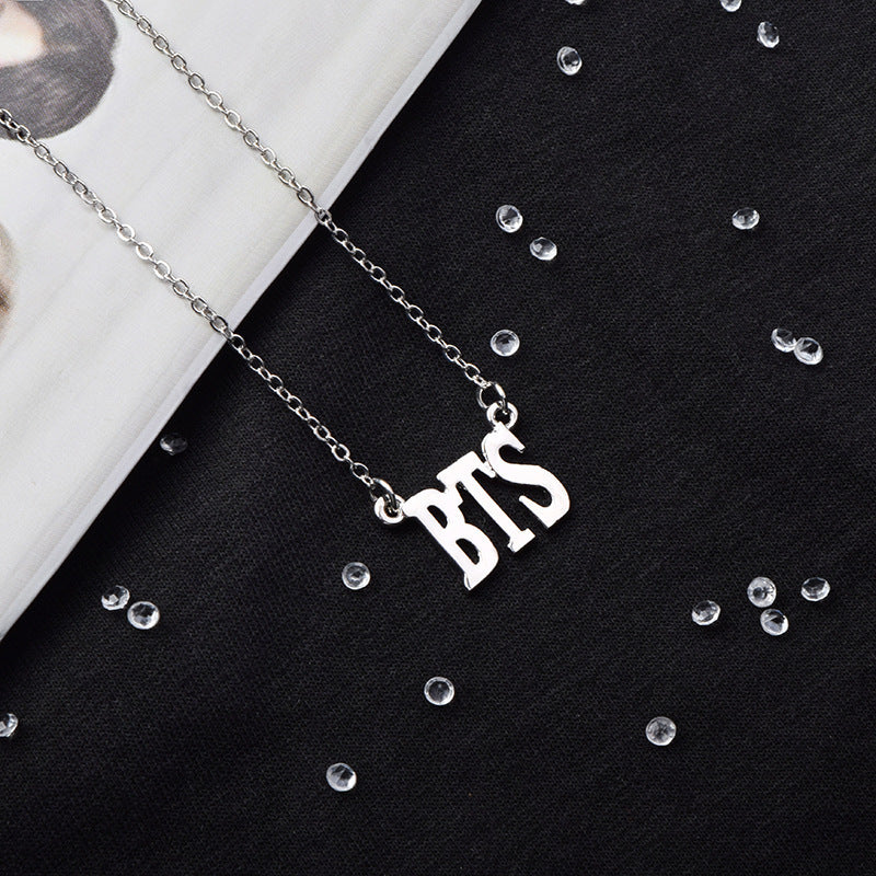 BTS X Alloy necklace - BT21 Store | BTS Shop