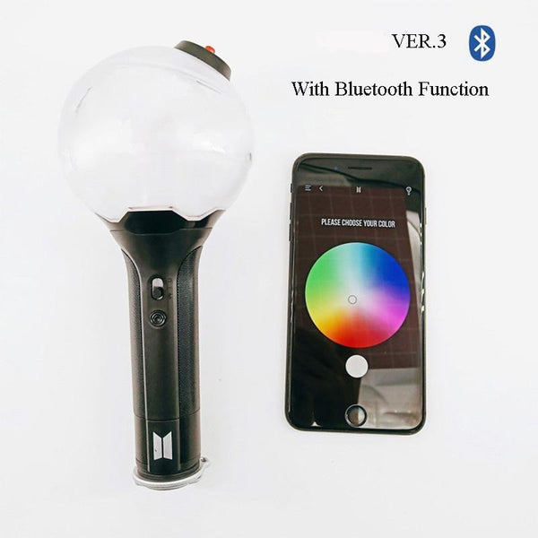 BTS X ARMY BOMB VER. 3 LIGHT STICK - BT21 Store | BTS Shop