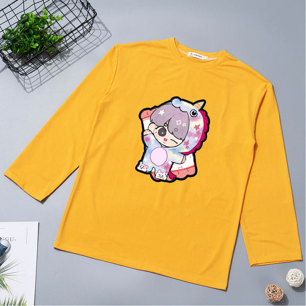BTS X Long-sleeved shirt - BT21 Store | BTS Online Shop