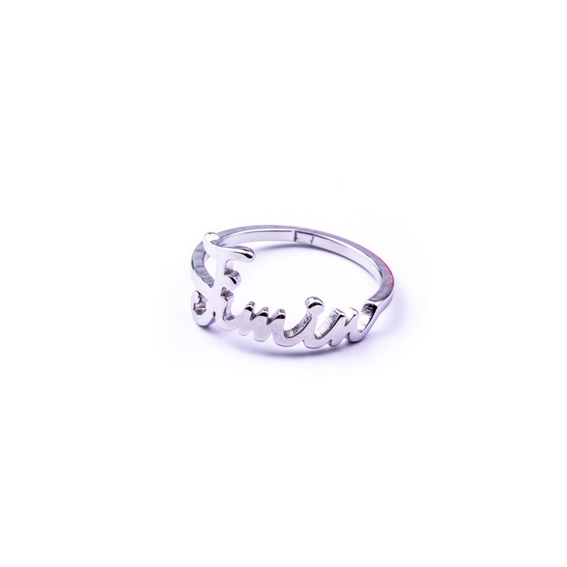 BTS X Titanium steel ring - BT21 Store | BTS Online Shop